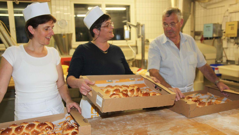 Brot backen lernen von Profis